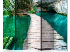 Paraván - Emerald Lake II [Room Dividers]